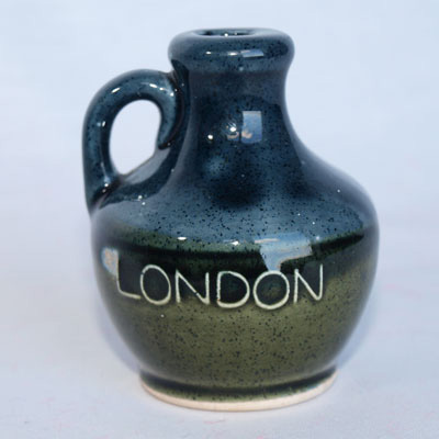 LONDON POTTERY PITCHER