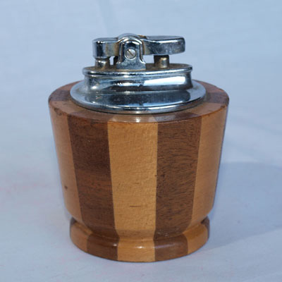 WOODEN CIGARETTE LIGHTER