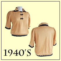 Knitwear 1940 from Vintage Goods