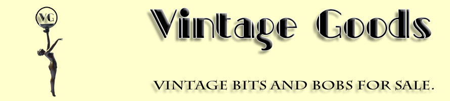 Vintage Bits and bobs for sale