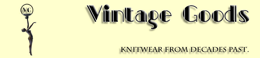 Knitwear from Vintage Goods