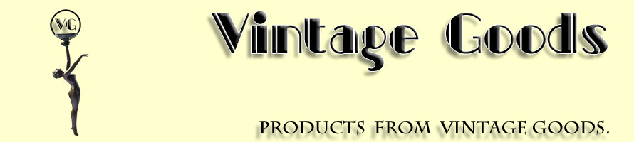 Products fro Vintage Goods