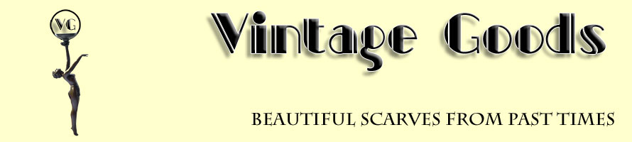 Scarves from Vintage Goods